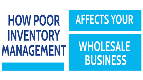How Poor Inventory Management Affects Your Wholesale Business